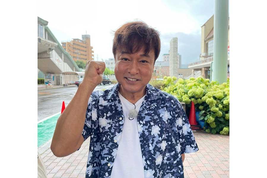 テレビ東京のバス旅番組の顔ともいえる太川陽介【写真:(C)テレビ東京】