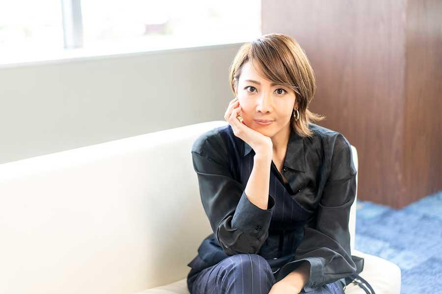 3年ぶりのソロコンサートを実施する柚希礼音【写真:舛元清香】