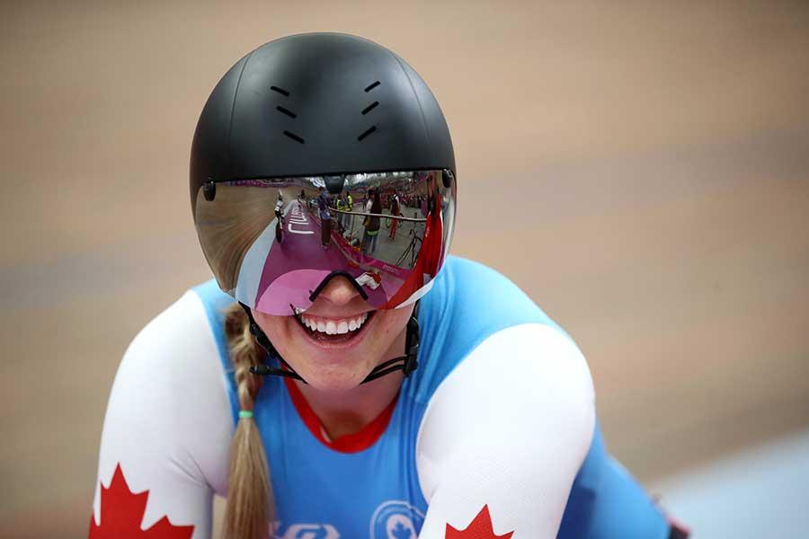 オリンピック公式SNSがカナダ代表のユーモラスな動画を拡散【写真:Getty Images】
