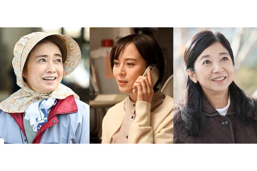 比嘉愛未、小栗旬の妻役で日曜劇場「日本沈没」出演決定 風吹ジュン&宮崎美子も登場