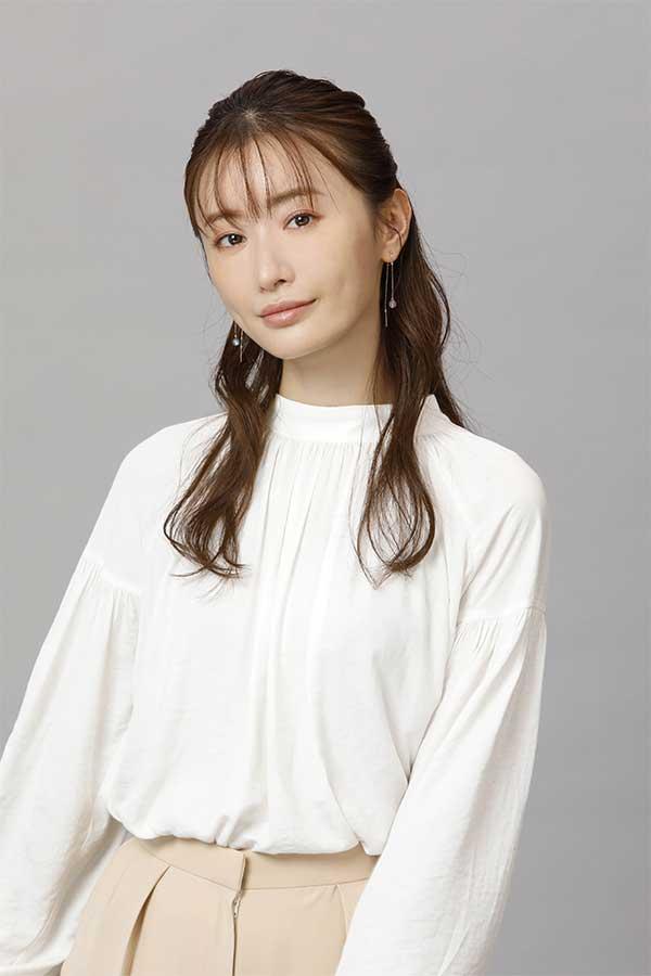 Paraviオリジナルドラマ「東京、愛だの、恋だの」で主演を務める松本まりか【写真:(C)Paravi】