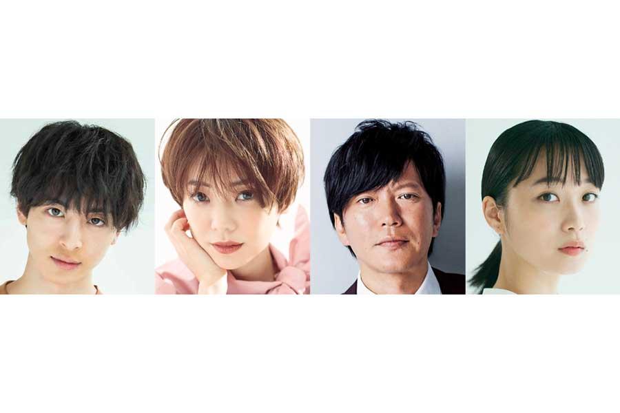 TBS系ドラマ「婚姻届に判を捺しただけですが」倉科カナ、田辺誠一らの出演が決定【写真:(C)TBS】