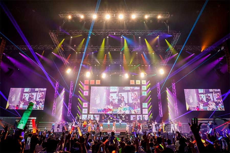 3日間にわたった「アニサマ2021」。コロナ禍での特別なライブになった【写真:(C)Animelo Summer Live 2021】