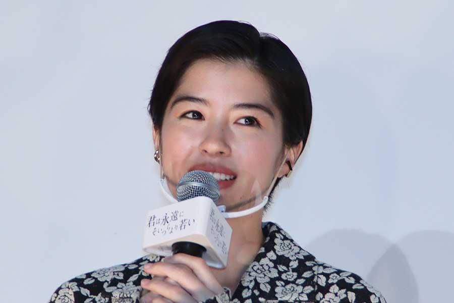 佐久間由衣、主演映画の試写会で「初めて」の涙を明かす 「心に響く映画を見てしまった」