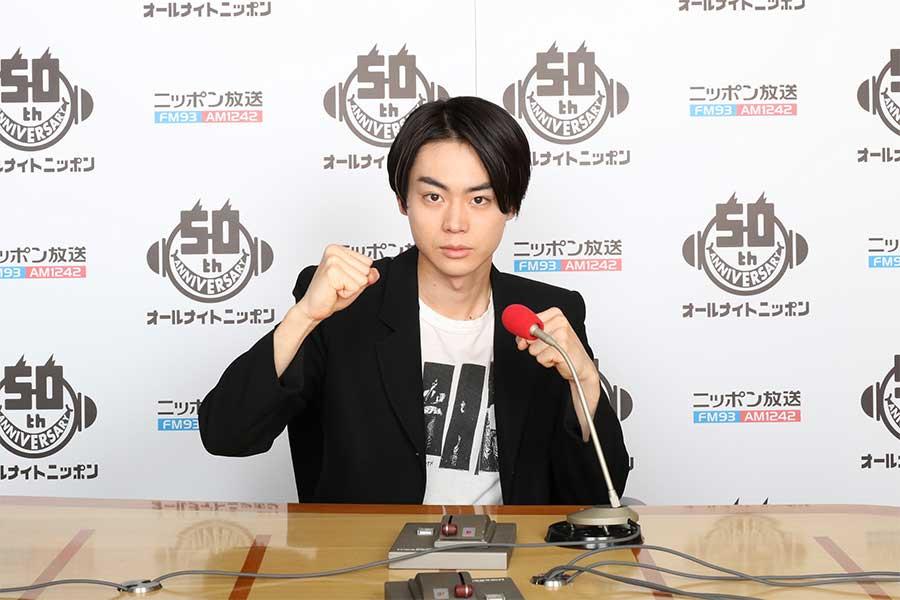 「菅田将暉のANN」にマヂカルラブリーが生登場【写真:(C)ニッポン放送】