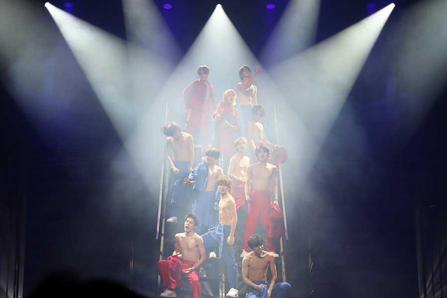 HiHi Jetsと美 少年 新橋演舞場初座長に「違った景色で身が引き締まる」