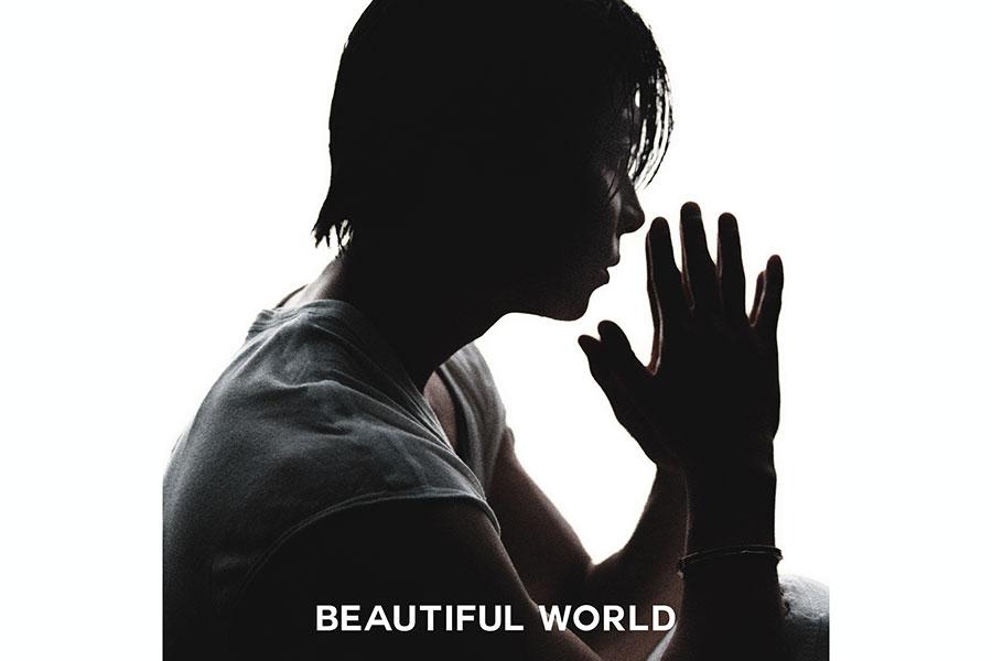 山下智久「Beautiful World」ジャケット写真