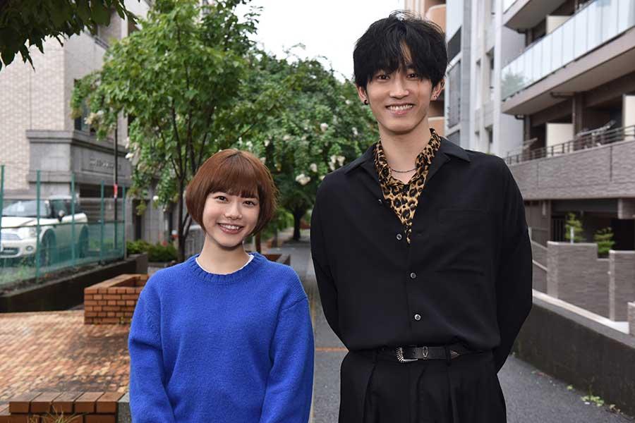 杉咲花&杉野遥亮、新ドラマでクランクイン「一日一日丁寧に」 新世代ラブコメディーに注目