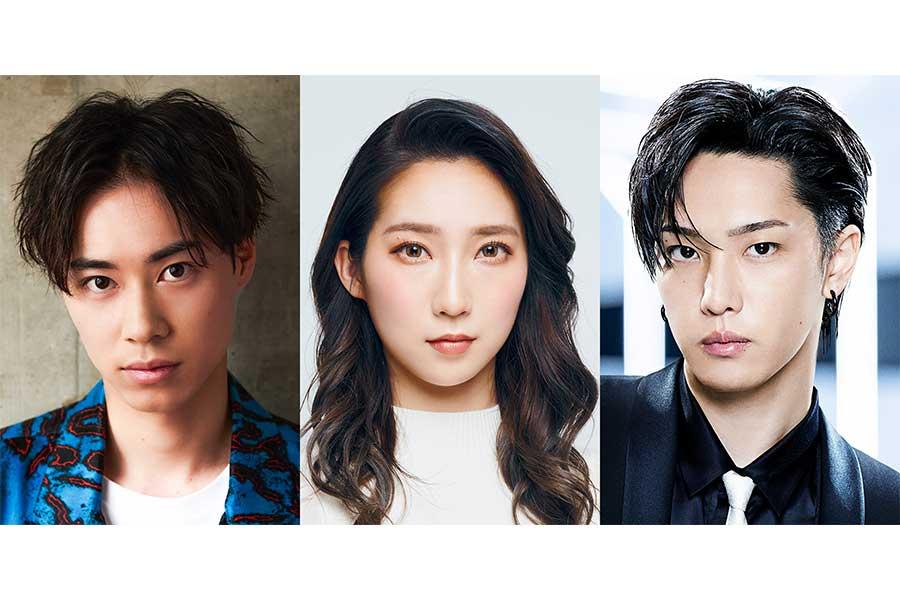 戸塚純貴、堀夏喜、ファーストサマーウイカ 新ドラマに出演決定 杉咲花&杉野遥亮のラブコメ