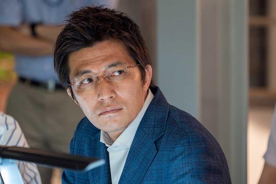 「おかえりモネ」出演の念願がかなった斉田季実治さん【写真:(C)NHK】