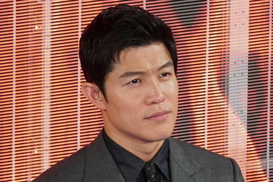 「TOKYO MER」での熱演が光った鈴木亮平【写真:ENCOUNT編集部】
