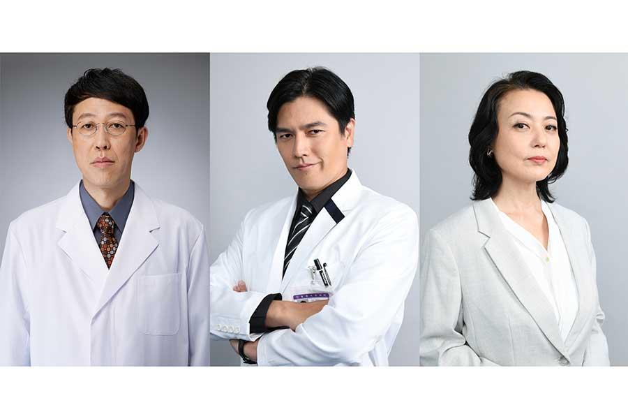「ドクターX」杉田かおる出演 米倉涼子と15年ぶり共演に「美しさに磨きがかかった」