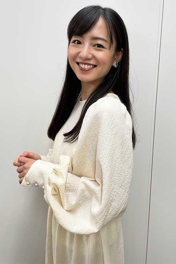 「彼女はキレイだった」で連ドラ初出演の山田桃子【写真:柳田通斉】