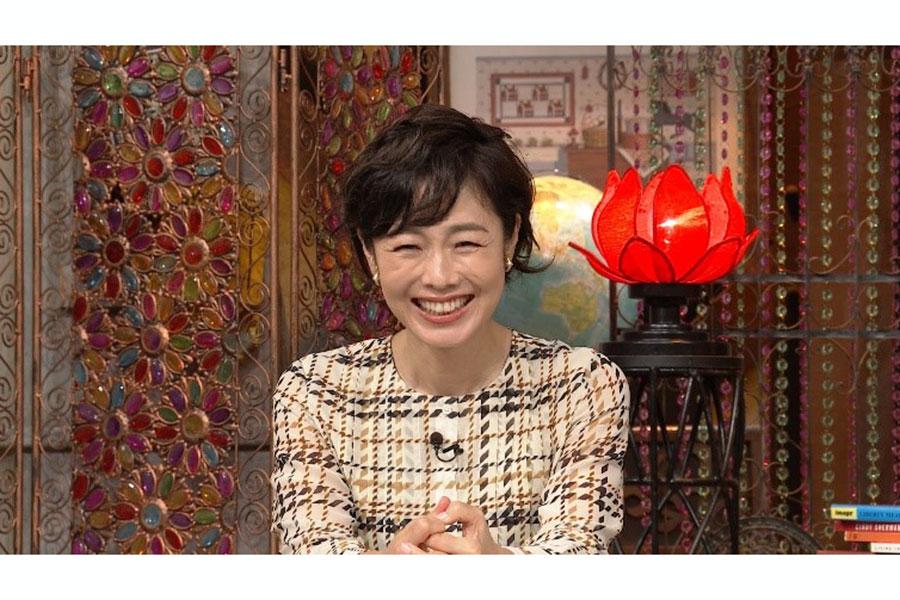 """有働由美子、""""記者が主役""""の報道バラエティー番組MCに就任 バカリズムと共演"""