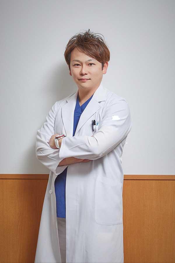 埼玉医科大学国際医療センター脳卒中外科の鈴木海馬医師