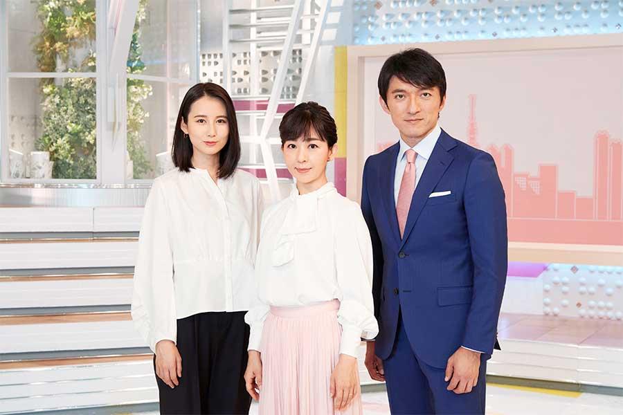テレ朝・森川夕貴アナ「驚きとうれしい気持ち」 10月から「Jチャン」メインキャスター