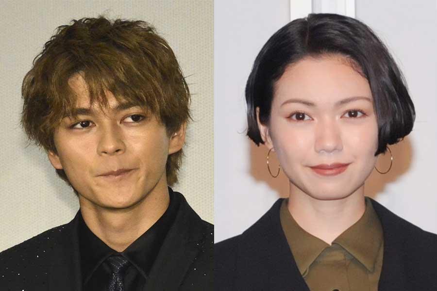 二階堂ふみ&眞栄田郷敦、肩組みオフショットに「結婚式挙げる2人を見たい」「続編希望」