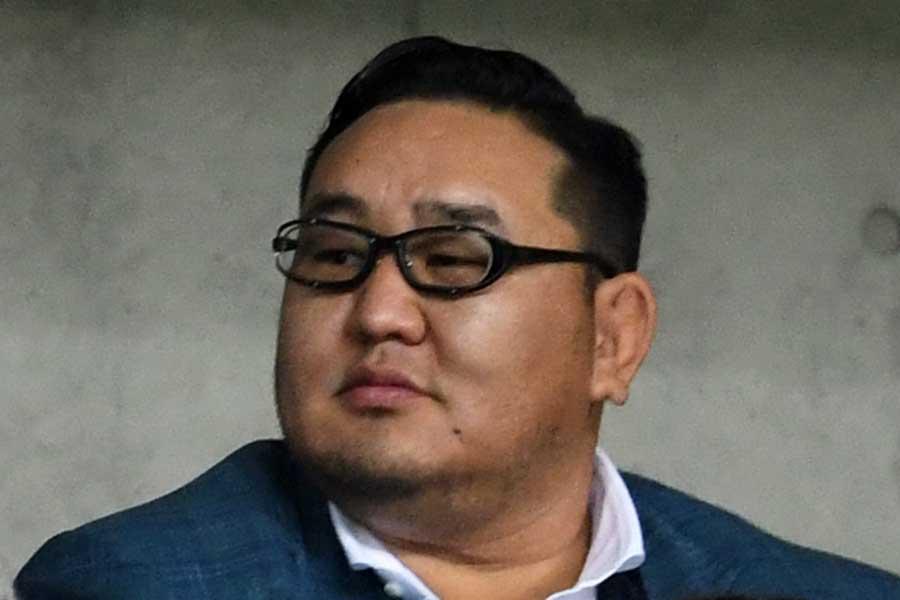 元朝青龍、福原愛との笑顔2ショット公開 「いつのまにかこんなに綺麗に」と驚きの声