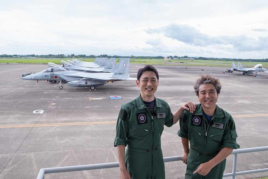 小泉孝太郎&ムロツヨシの2人旅、第3弾は番組初の3時間SP F-15戦闘機をチャーターも