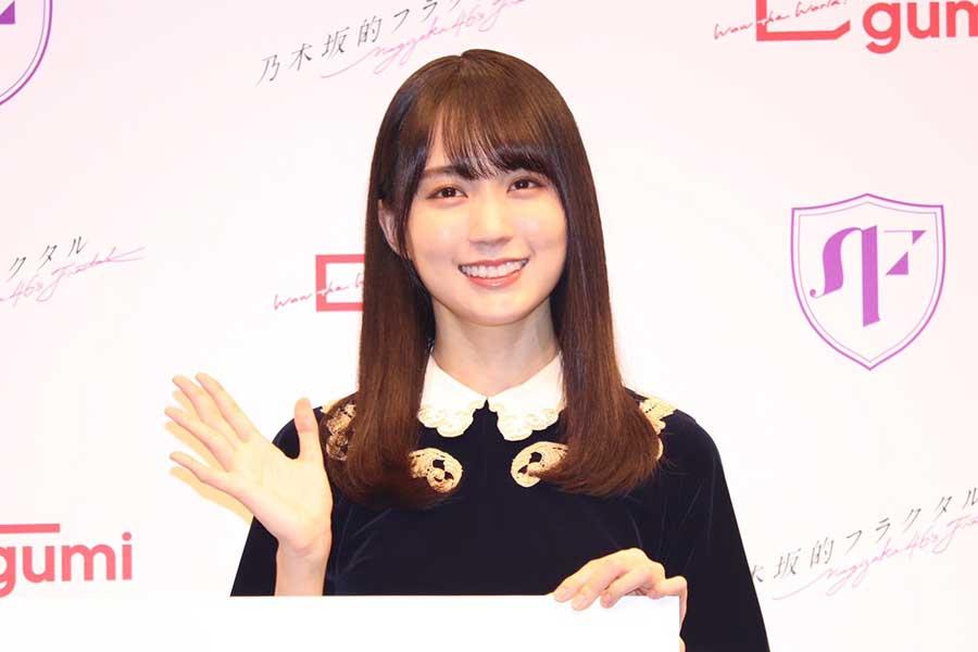 乃木坂46センター賀喜遥香の野望「みんなに猫耳を付けたい」意外な一面も明らかに