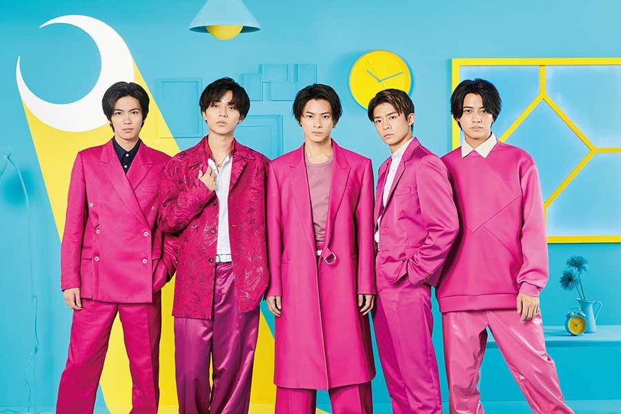 King & Prince「恋降る月夜に君想ふ」-Re:Sense LIVE ver.- ダイジェスト映像が公開
