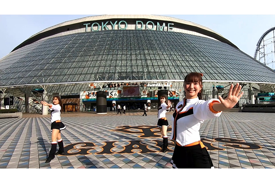 YOASOBI「群青」を踊るVENUS【写真:(C)日本テレビ】