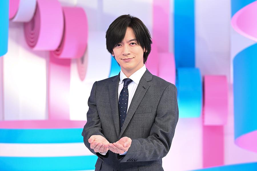 「ZIP!」新木曜パーソナリティのDAIGO【写真:(C)日本テレビ】