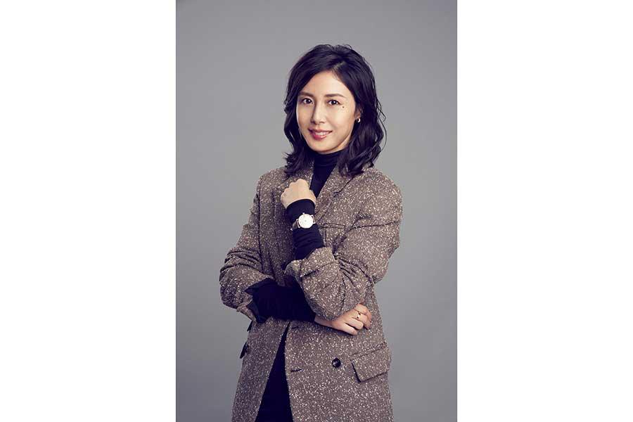 松嶋菜々子、江口のりこと初共演が決定 第一印象は「かわいらしい方」5年ぶりフジ連ドラ出演