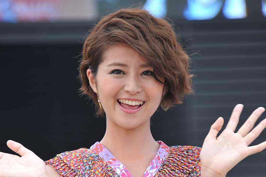 第1子出産を報告した鈴木ちなみ(写真は2013年当時)【写真:Getty Images】