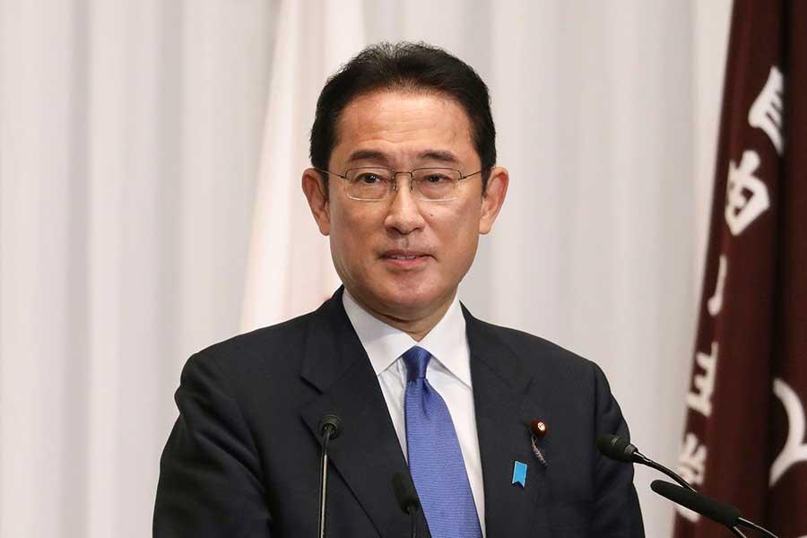自民党の岸田文雄新総裁【写真:AP】