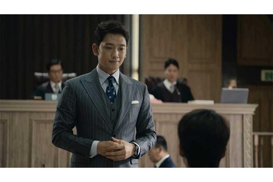 RAIN(ピ)演じる悪徳弁護士イ・ジェサン【写真:(C)2019MBC】