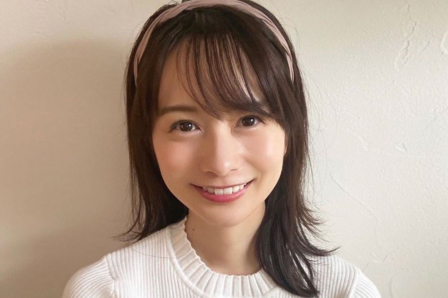 高見侑里【写真:インスタグラム(@yuri_takami_official)より】