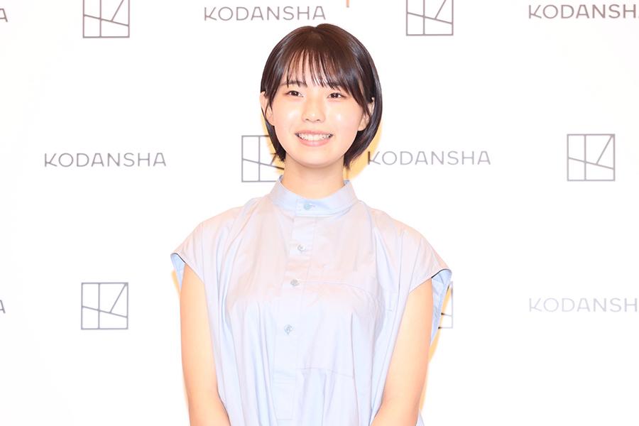 グラビアアイドル・女優として活動する16歳の現役高校生・菊地姫奈【写真:ENCOUNT編集部】