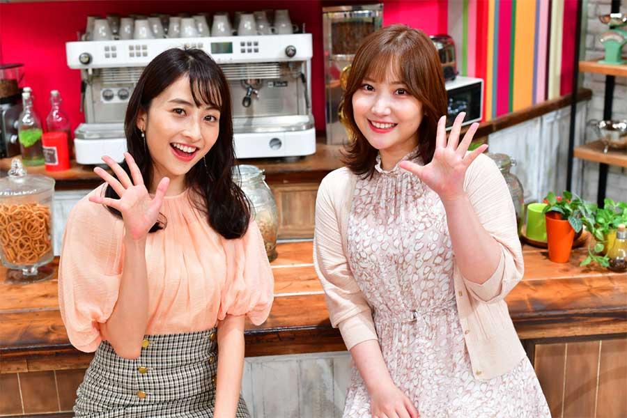 TBS日比麻音子アナが「王様のブランチ」ファミリー入り 入社時の希望番組出演に興奮