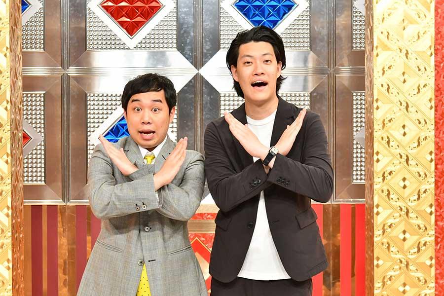 深夜3時台に新たに放送される「霜降りバラエティX」【写真:(C)テレビ朝日】