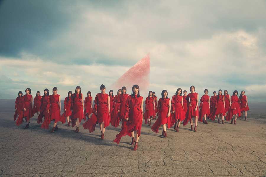 アリーナツアー「1st TOUR 2021」のファイナル公演が「dTV」で生配信される櫻坂46