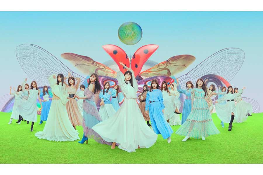 人気アイドルグループ「乃木坂46」