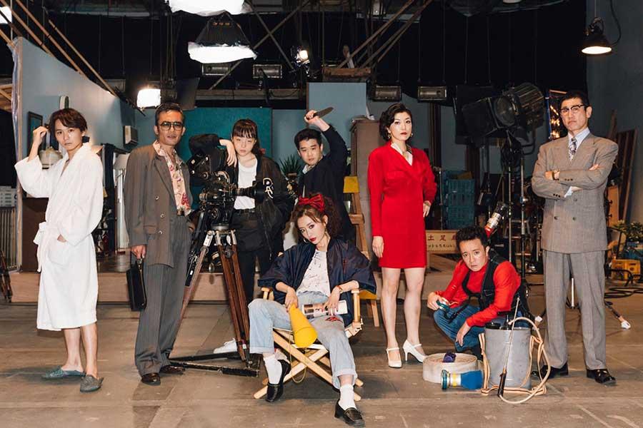 内田英治監督最新作&松本まりか主演の「雨に叫べば」が完成した【写真:(C)2021 東映・東映ビデオ】