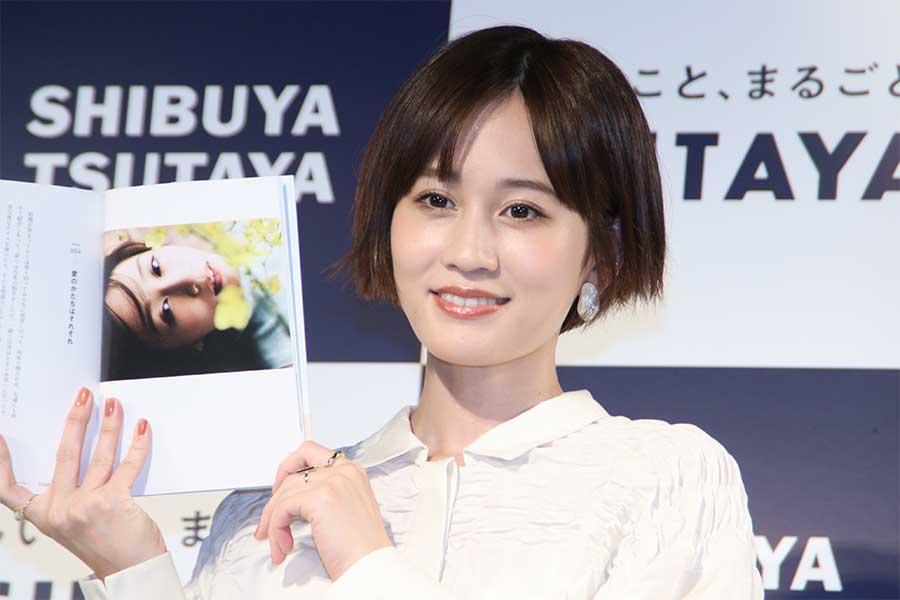 イベントに出席した前田敦子【写真:ENCOUNT編集部】