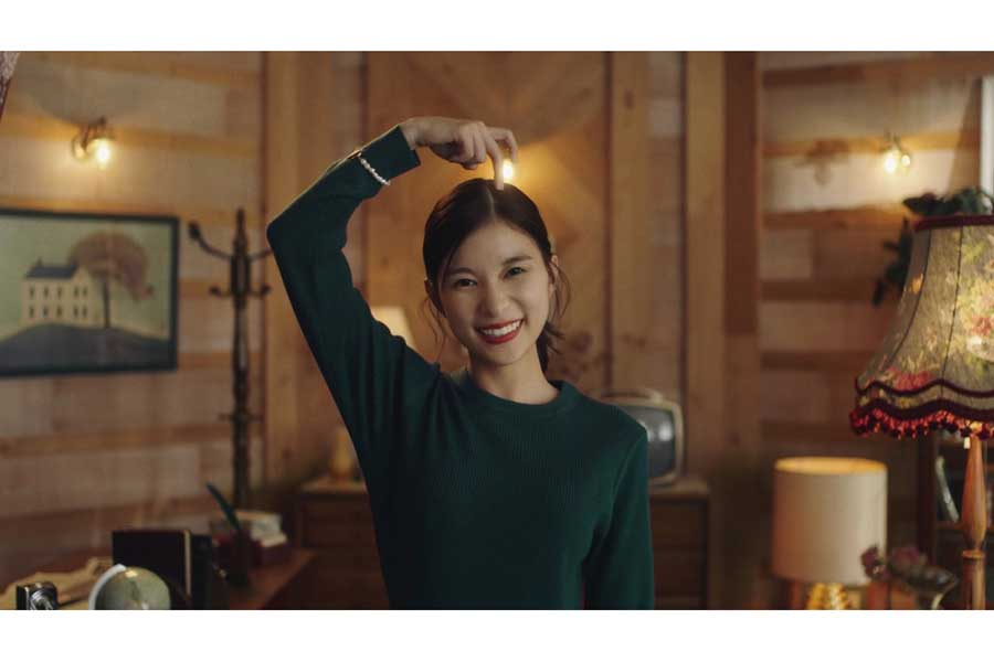芳根京子が出演する新Web動画が公開