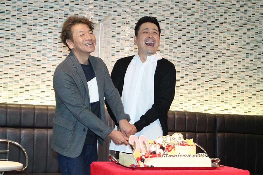 改名20周年のくりぃむしちゅー、有田哲平「クリームシチューはもう好きじゃない」理由明かす