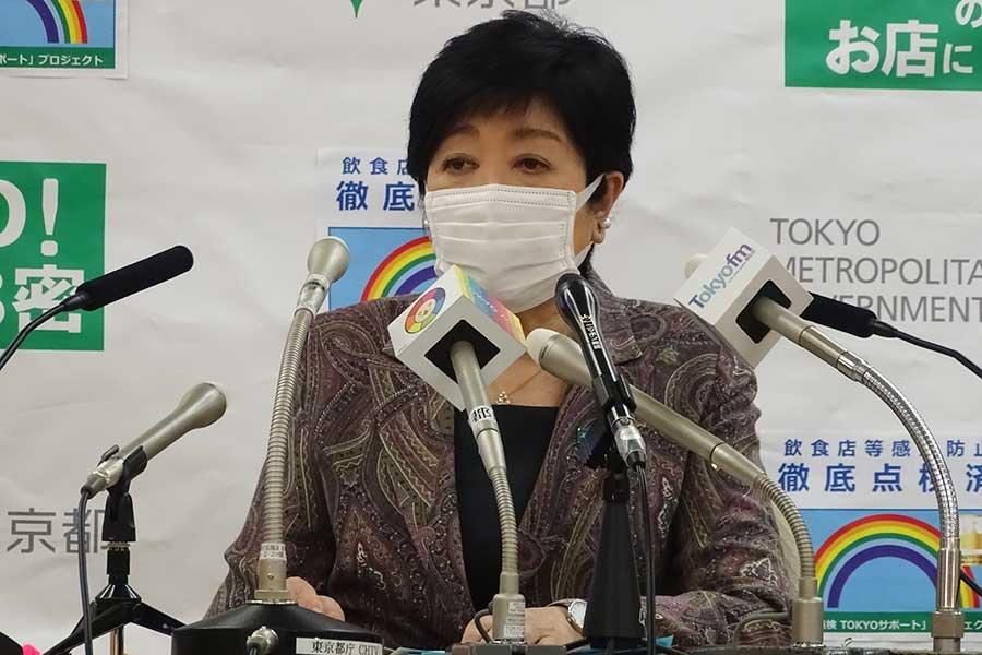 小池都知事、インフルエンザワクチンに注意喚起 「コロナワクチンと13日以上空けて」