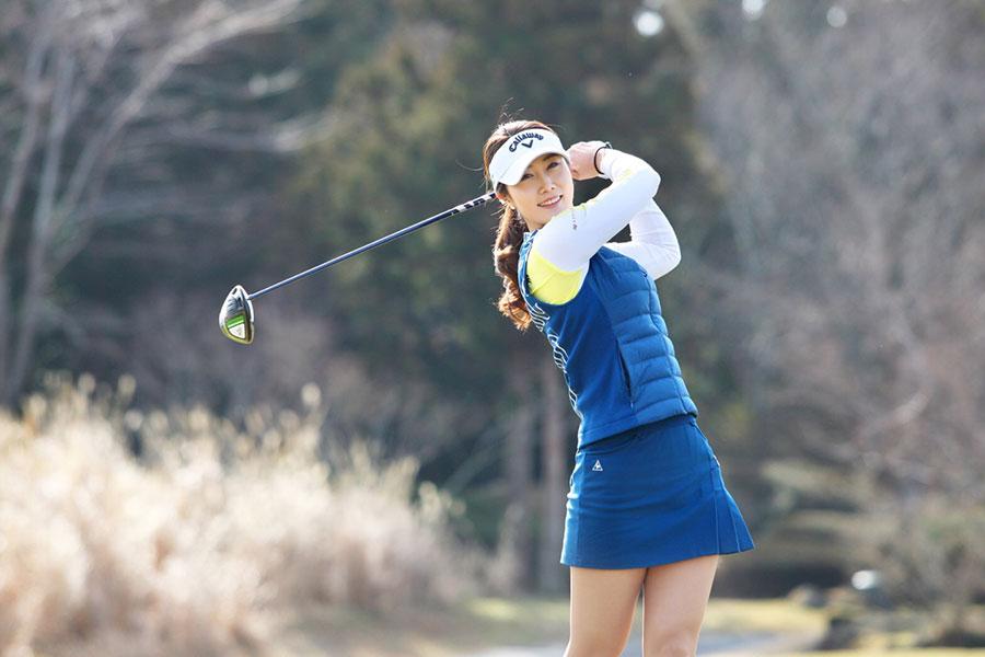 """170cm長身美女ゴルファー、キム・ハヌルが引退 日本でも人気の""""スマイルクイーン"""""""