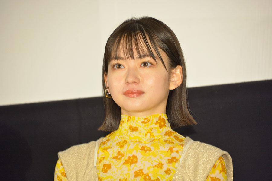 """山田杏奈、主演映画を""""エゴサ""""「ちょっと怖いような気持ちもありつつ…」と心境"""